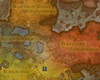 World of Warcraft BC Interactive Map