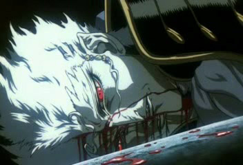 Vampire Hunter D Bloodlust - Embrace