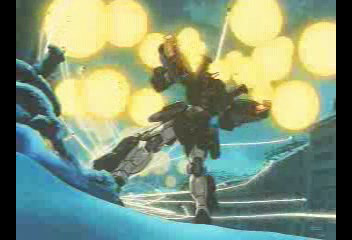 Gundam Wing Wait and Bleed